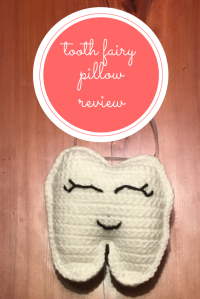 Tooth Fairy Pillow Pattern Review