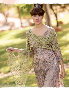 interweave pic of shawl
