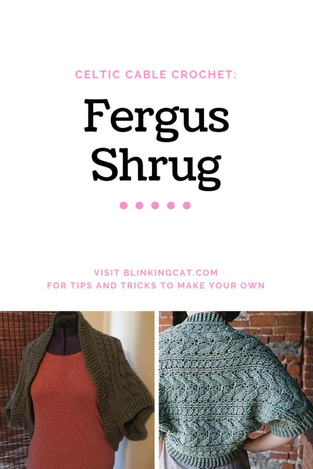 Fergus Shrug Pattern Review 1