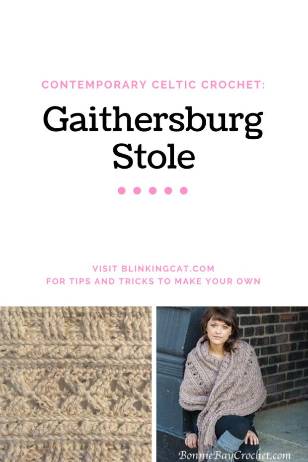 Gaithersburg Stole Pattern Review 1